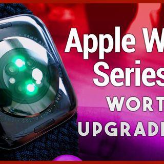 Apple Watch Series 6 Review - Blood Oxygen Sensor Worth Upgrading?