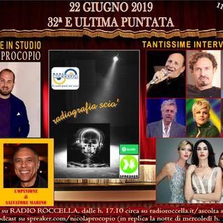 Radiografia Scio' - N.32 Ultima del 22-06-2019