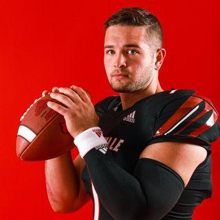 Brock Domann, QB, Louisville: The Power of Perseverance!