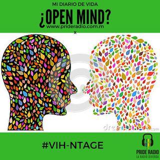 Mi diario de VIHda: Open Mind.