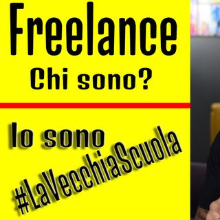 Ho pagato un  Freelance - Però io sono della vecchia scuola .