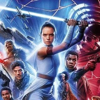 Damn You Hollywood: Star Wars: The Rise of Skywalker Review