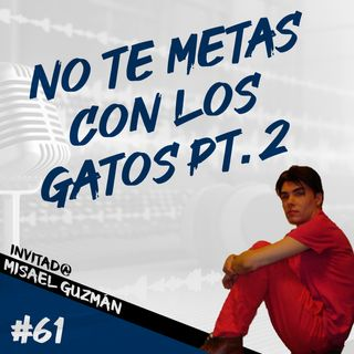 Episodio 61 - No Te Metas Con Los Gatos Pt.2