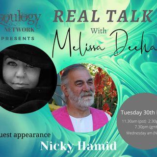 Real Talk Nicky Hamid