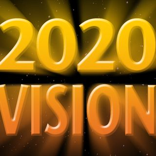 EYES WIDE OPEN LIVE!  2020 VISION - Me, Matthew Miller and Friends