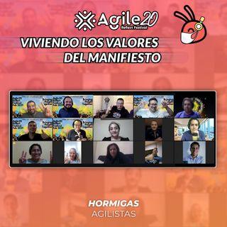 EP45 - [Agile20Reflect] - Viviendo los Valores del Manifiesto