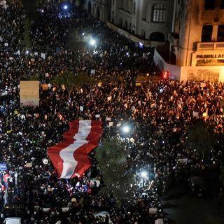 ESPECIAL: Crisis social y política en Perú