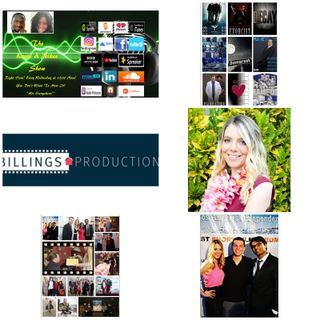 The Kevin & Nikee Show  - Excellence  - LeAnna Billings  - Actress,  Production Manager, Filmmaker, Entrepreneur and Producer
