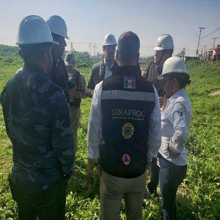 Aplican Plan DN-III en Nextlalpan por fuga de gas