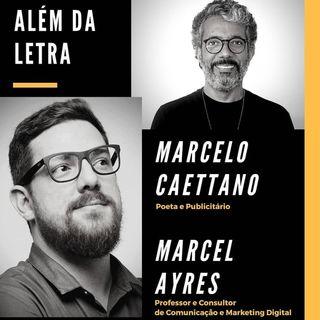 ALÉM DA LETRA - MarceloCaettano | MarcelAyres