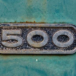 500!!