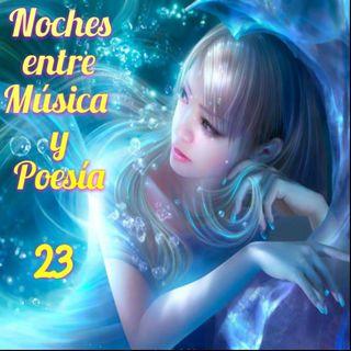 Noches entre Música y Poesía 23