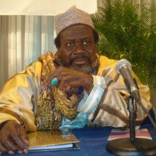 Déclaration de Imam Cheikh Cissé après l'interdiction de la prière de vendredi