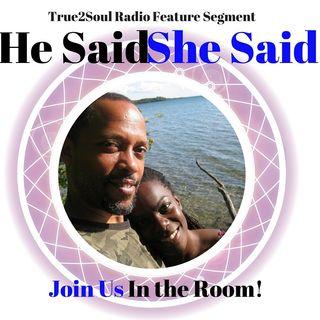 He Said/She Said - #1 - How We Met