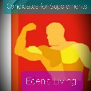 Candidates For SUPPLEMENTS
