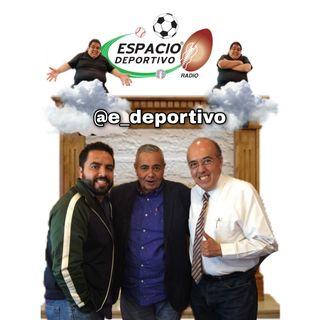 La Idea es pasarla bien, Rudo, Pepe y Alex  en Espacio Deportivo de la Tarde 26 de Mayo
