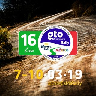 Power Stage Rally México SS21