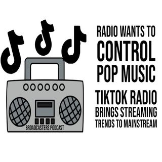 Radio Wants to Control Pop Music | TikTok Radio Brings Streaming Trends to Mainstream BP052821-176