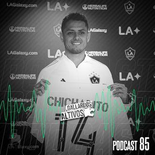 Podcast #85: Chicharito se convierte en leyenda / Antonio Brown con orden de arresto / Paola Pliego le gana a la CONADE
