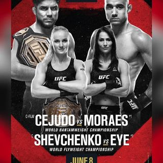 Preview Of UFC238 Prelims Two Possible Title Shot's Fight's!! Tatiana Suarez-Nina Ansaroff+Aljamain Sterling-Pedro Munhoz!!!Don't Miss This!