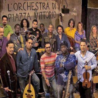 Orchestra Piazza Vittorio- Omar - Marianna Bonovolontà