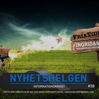 Nyhetshelgen #38 – Informationskriget, dansk chutzpah, hbtq-altare