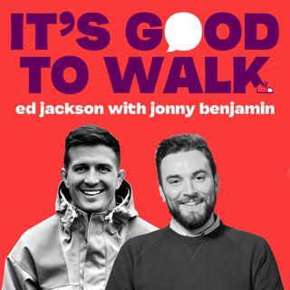 #2 - The Stranger On The Bridge: Jonny Benjamin MBE