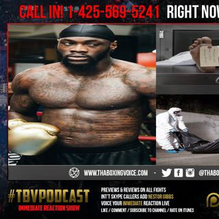 ☎️Deontay Wilder REITERATES on ESPN That He Wants a Body☠️Your Thoughts💭⁉️