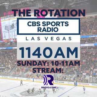 The Rotation on CBS Sports Radio 1140