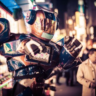 Artificial Intelligence in Digital Marketing - We've Invented a Robot that Writes by itself