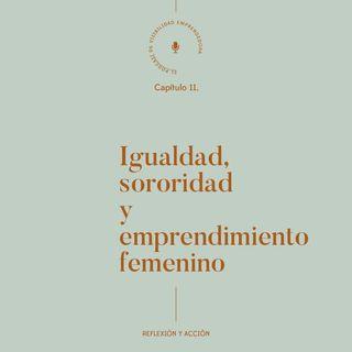 Capítulo 11. Igualdad, sororidad y emprendimiento femenino