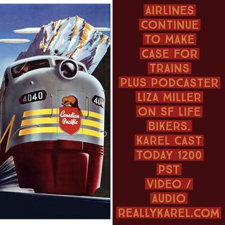 Karel Cast May 9 Airline Melee, Marine A and Life Riders