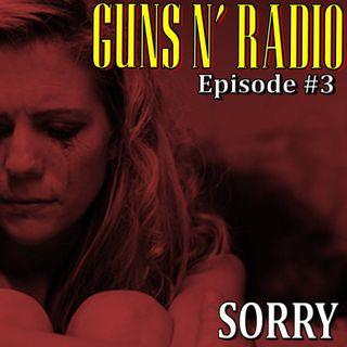 GNRadio #003 - Sorry