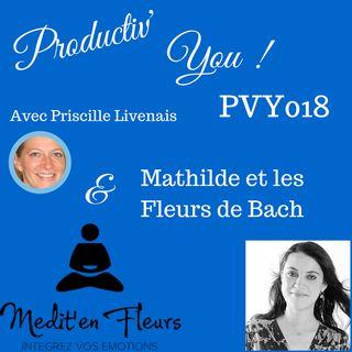 PVY EP018 MATHILDE et LES FLEURS DE BACH
