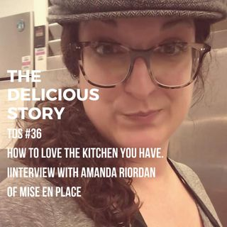 TDS 36 How to LOVE your kitchen on a budget interview with Amanda Riordan