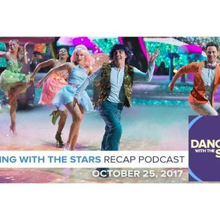 Dancing with the Stars Season 25 Recap   Oct 25