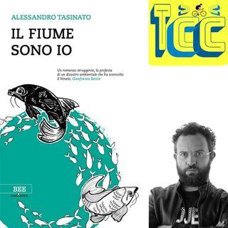 The Cycling Corner Show - Alessandro Tasinato - Il fiume sono io