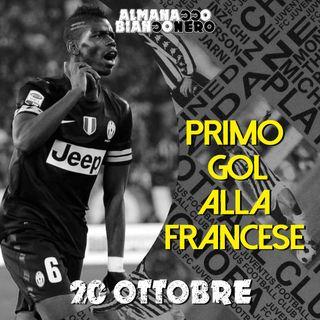 20 ottobre - Primo gol alla francese