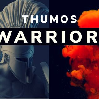 THUMOS WARRIOR || SPIRITED CONFIDENCE AFFIRMATIONS || I AM A GOD|| ALPHA AFFIRMATIONS