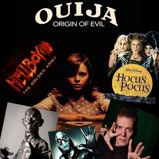 Ouija Star Doug Jones @ The Shadow Nation