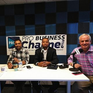 Amazon FBA, Mobile Fuel and Security At Your Fingertips on CoFounders Podcast