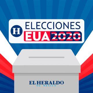 Elecciones de EU 2020: Plataformas no coinciden sobre los votos electorales para Trump y Biden