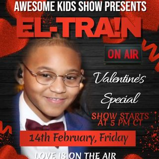 VALENTINES WITH EL-TRA!N
