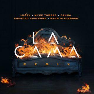 39 - Lunay - La Cama (Remix)