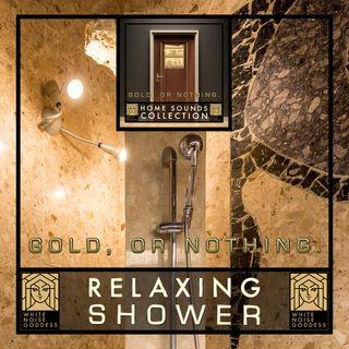 Relaxing Shower | White Noise | ASMR & Relaxation