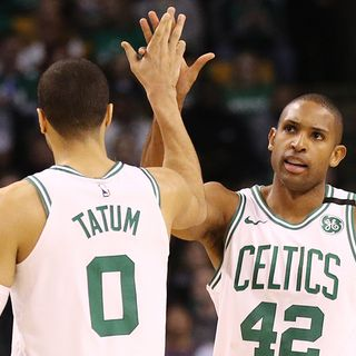 Al Horford's Strong Series Helping Carry Celtics