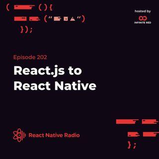 RNR 202 - React.js to React Native
