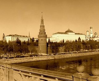 Ep. 23 - The Haunted Kremlin