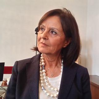 Le parole di speranza del prefetto di Latina Maria Rosa Trio