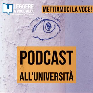 128 - Podcast all'università - Racconti a margine